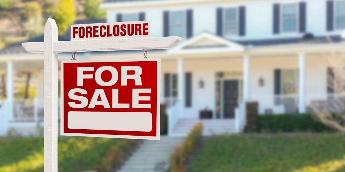 distressed property   foreclosure sale