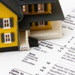 irs tax deductions | model house on paper