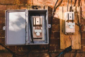 Sell a House with Code Violations Messy Electrical Panel