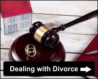 sell your house after a divorce to Texas Direct Home Buyers in Texas