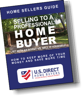 Texas Direct Home Buyers Home Sellers Guide Cover