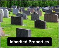 we buy ineherited houses