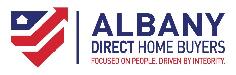 we buy houses Albany OR | logo