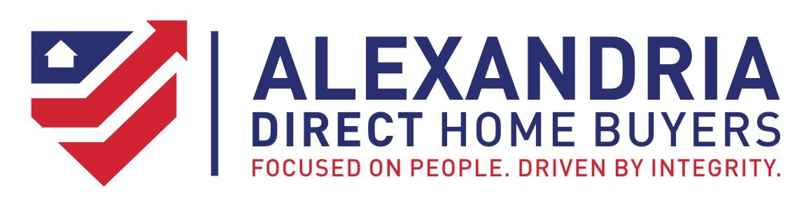 we buy houses Alexandria LA | logo
