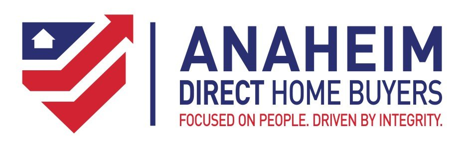 we buy houses Anaheim CA | logo