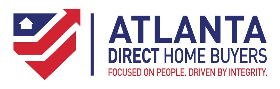 we buy houses Atlanta GA | logo