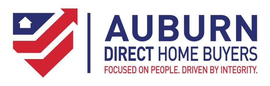 we buy houses Auburn AL | logo