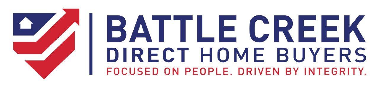 we buy houses Battle Creek MI | logo