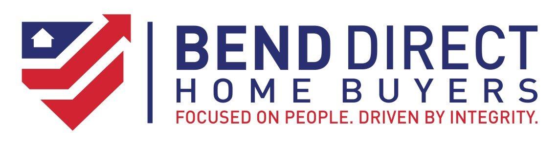 we buy houses Bend OR | logo