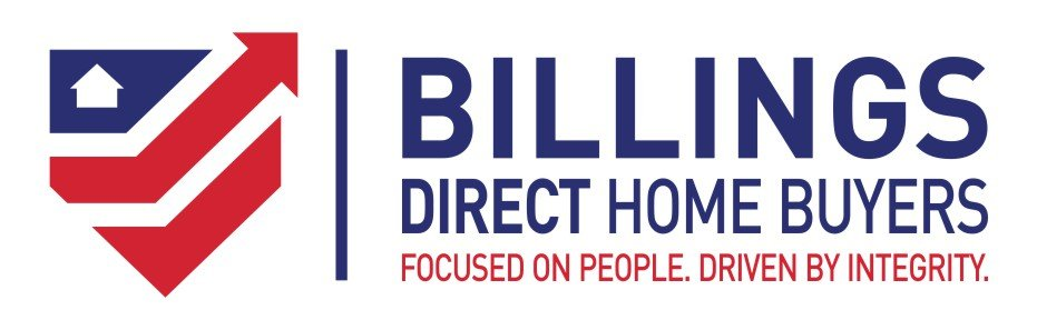 we buy houses Billings MT | logo