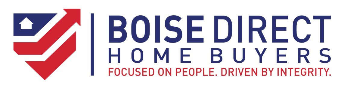 we buy houses Boise ID | logo