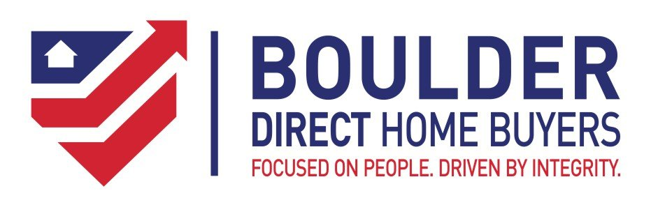 we buy houses Boulder CO | logo