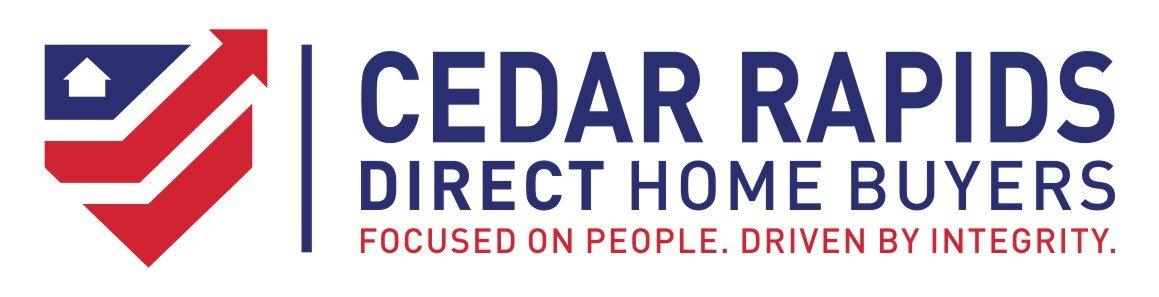 we buy houses Cedar Rapids IA | logo