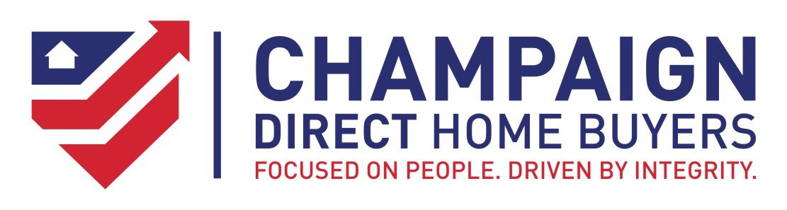 we buy houses Champaign IL | logo