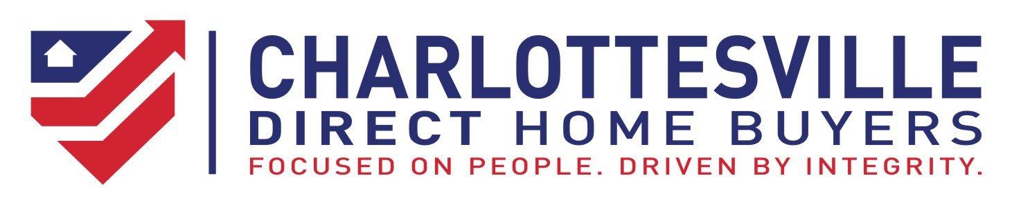 we buy houses Charlottesville VA   logo