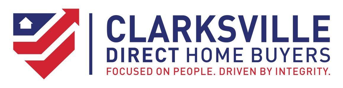 we buy houses Clarksville TN | logo