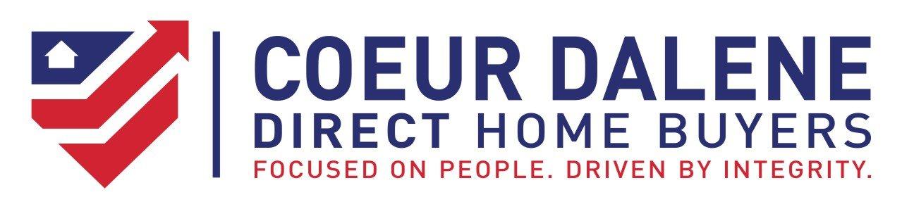 we buy houses Coeur d'Alene ID | logo