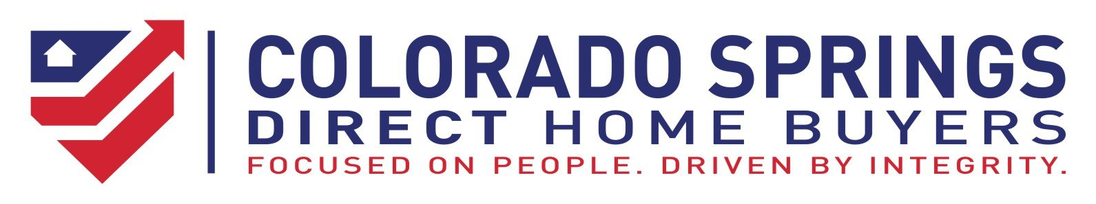 we buy houses Colorado Springs CO | logo