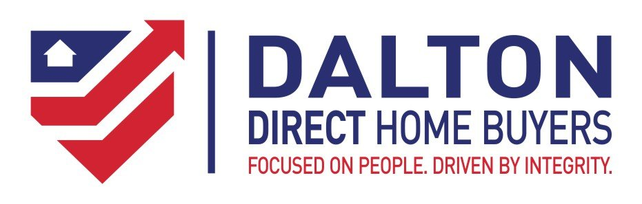 we buy houses Dalton GA | logo