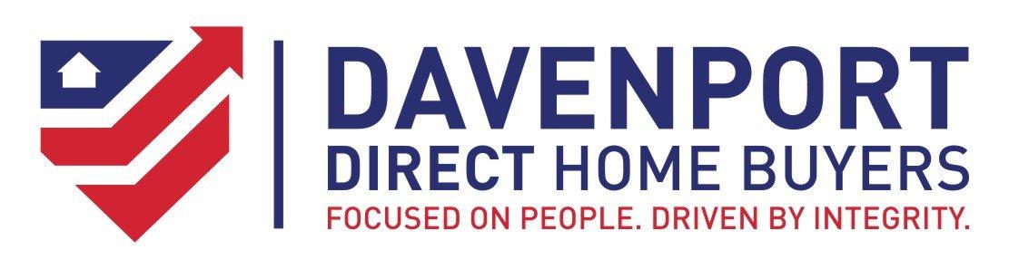we buy houses Davenport IA | logo