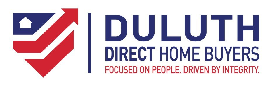 we buy houses Duluth MN | logo