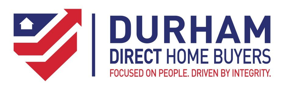 we buy houses Durham NC | logo