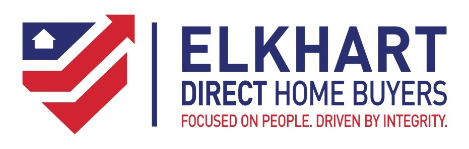 we buy houses Elkhart IN | logo
