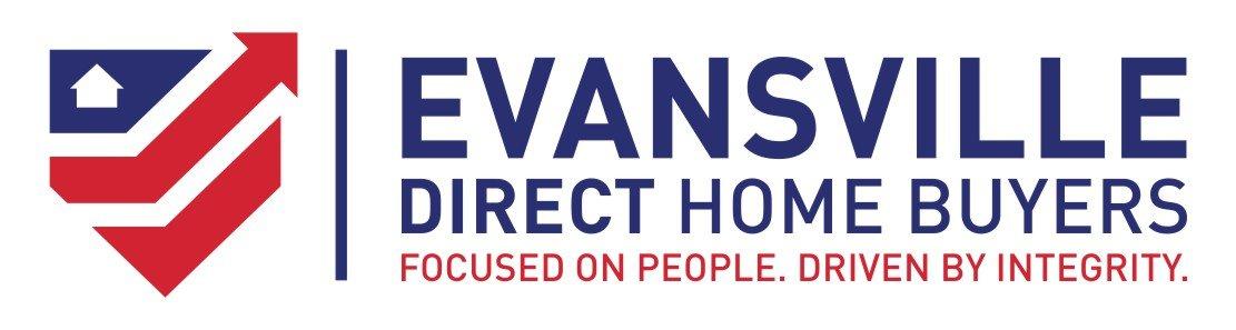 we buy houses Evansville IN | logo