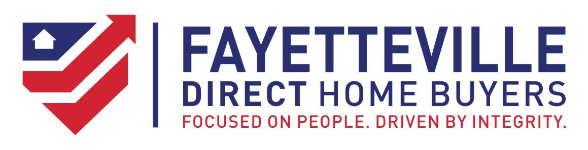 we buy houses Fayetteville AR | logo