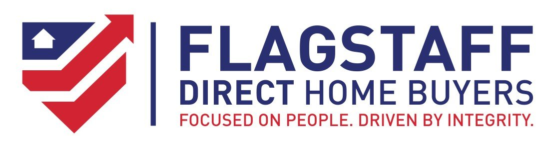 we buy houses Flagstaff AZ | logo