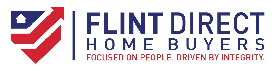 we buy houses Flint MI | logo