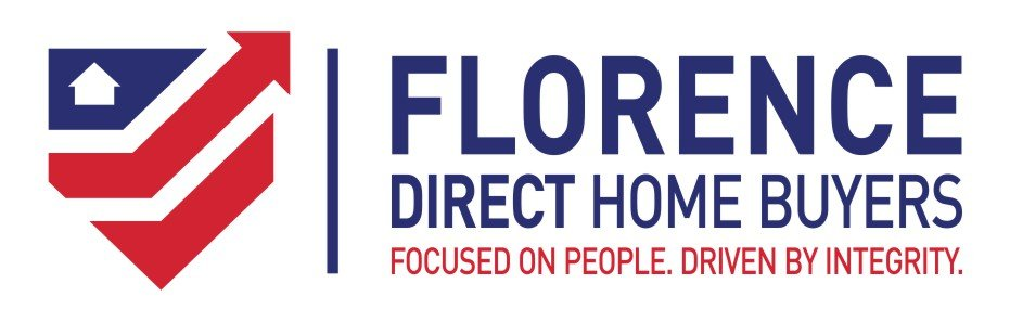 we buy houses Florence AL | logo