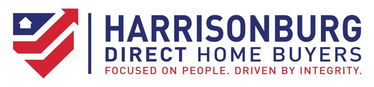 we buy houses Harrisonburg VA | logo