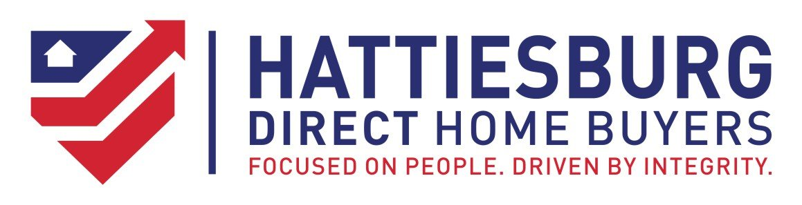 we buy houses Hattiesburg MS | logo