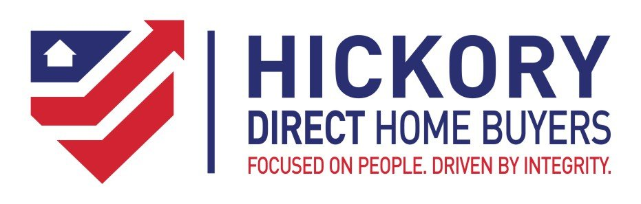 we buy houses Hickory NC | logo