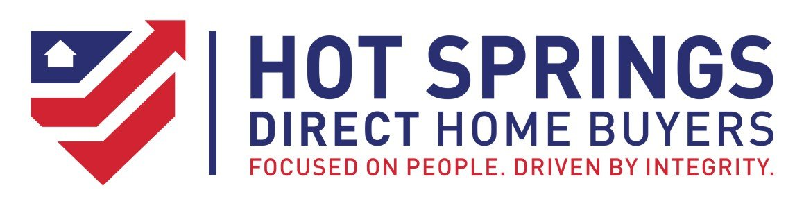 we buy houses Hot Springs AR | logo