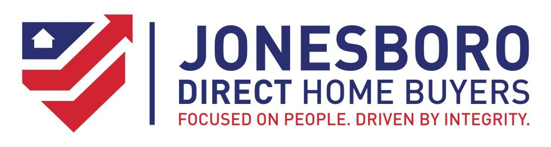 we buy houses Jonesboro AR | logo