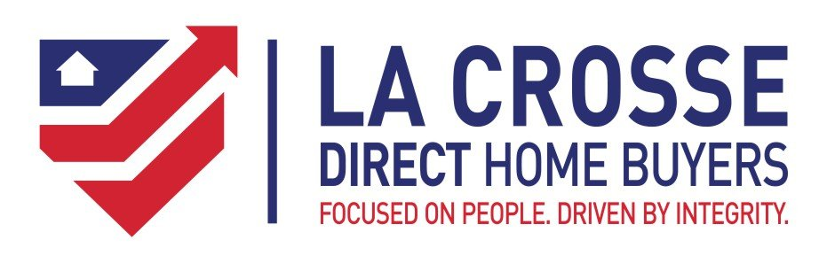 we buy houses La Crosse WI | logo