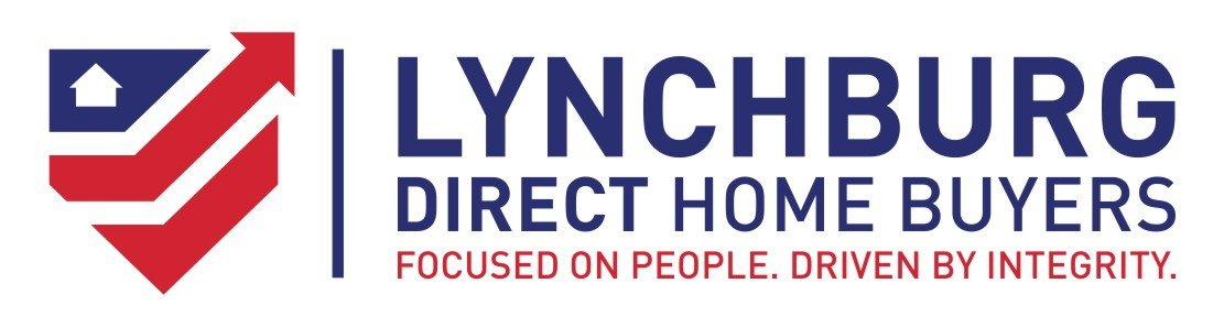 we buy houses Lynchburg VA | logo