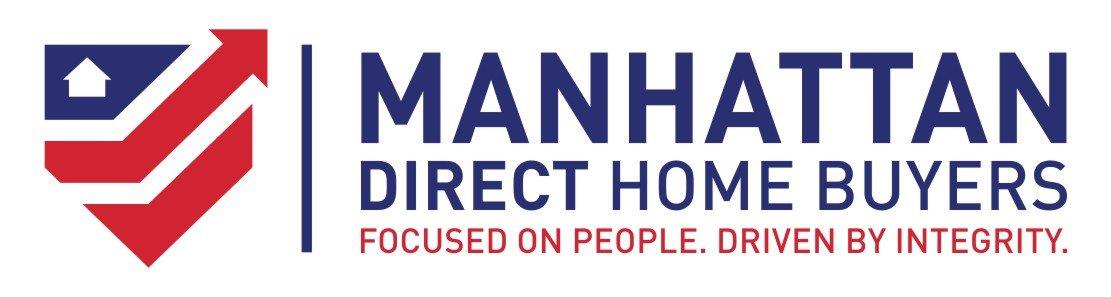 we buy houses Manhattan KS | logo