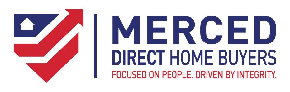 we buy houses Merced CA | logo