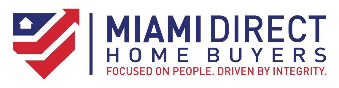 we buy houses Miami FL | logo
