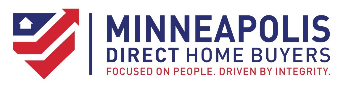 we buy houses Minneapolis MN | logo