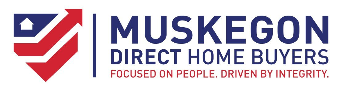 we buy houses Muskegon MI | logo