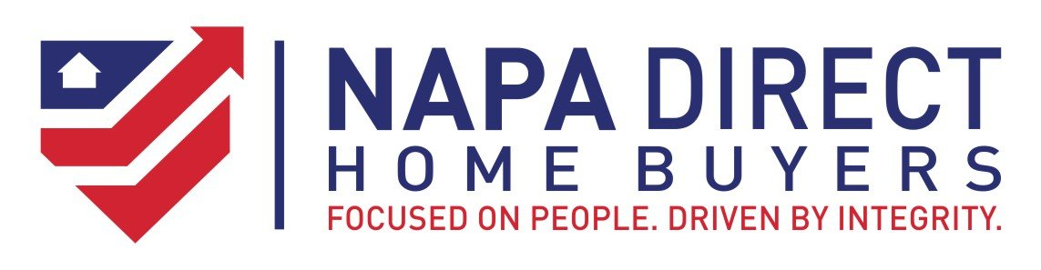 we buy houses Napa CA | logo