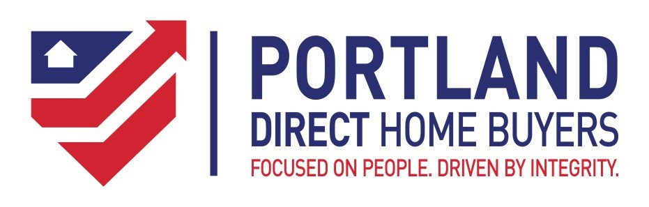 we buy houses Portland ME | logo