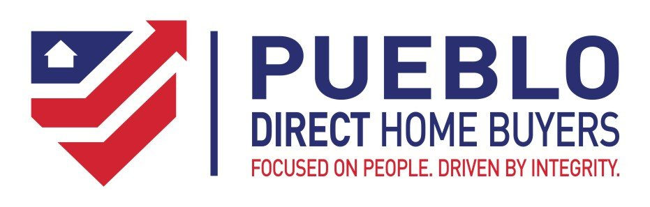 we buy houses Pueblo CO | logo