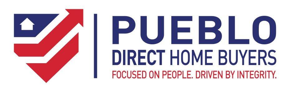 we buy houses Pueblo CO   logo