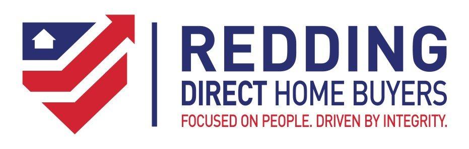 we buy houses Redding CA   logo