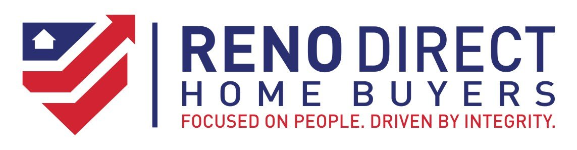 we buy houses Reno NV | logo